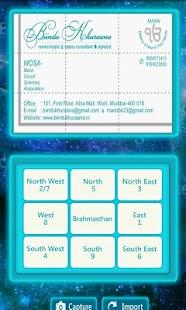 Business Card - screenshot thumbnail
