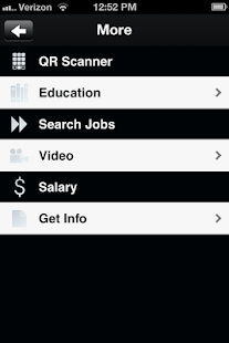 Finance Jobs- screenshot thumbnail