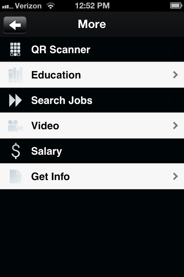 Finance Jobs- screenshot