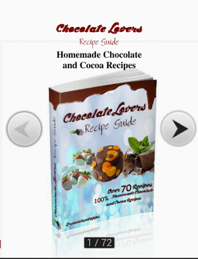 Chocolate Lovers Recipe Guide