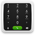 exDialer MIUI Dark theme icon
