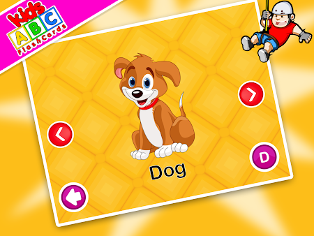 Kids ABC Flash Cards 1.15 screenshot 2077013