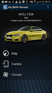 My BMW Remote- screenshot thumbnail