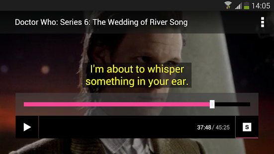 App BBC Media Player APK for Windows Phone