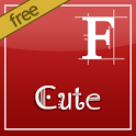 ★ Cute Font - Rooted ★ icon