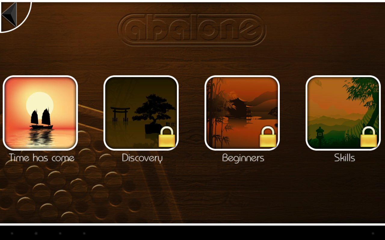 Abalone Free - screenshot