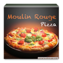 Pizza Moulin Rouge