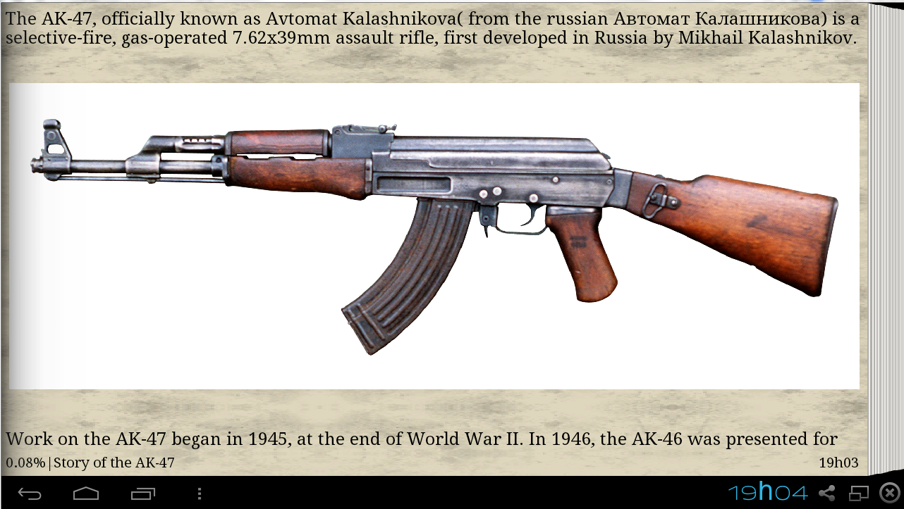 Story of AK-47 - screenshot