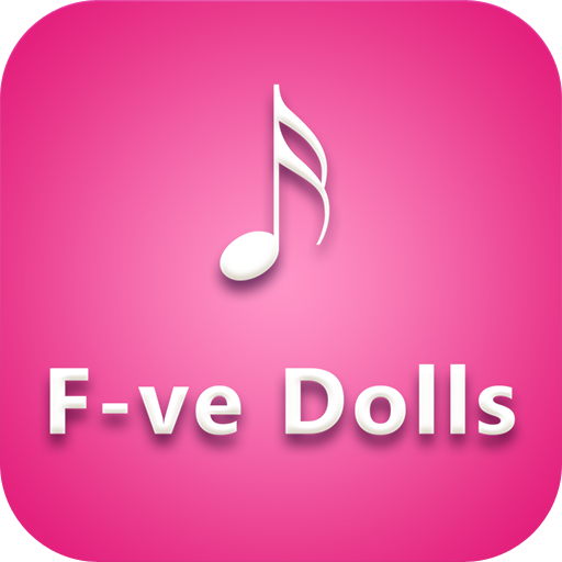 F-ve Dolls LOGO-APP點子