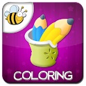 Animais Coloring Book icon