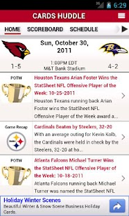 Cardinals by StatSheet - screenshot thumbnail