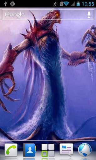 Sea Creature a live