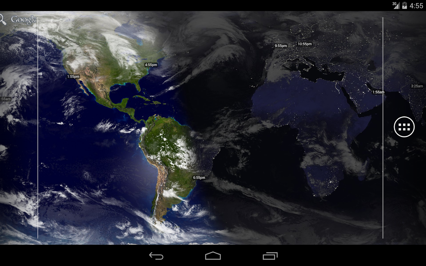 WorldView Live Wallpaper- screenshot