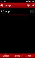 Screenshot of Multi Texter