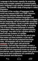 Screenshot of WordPad