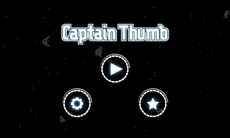 Captain Thumb - screenshot