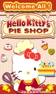 Hello Kitty's Pie Shop- screenshot thumbnail