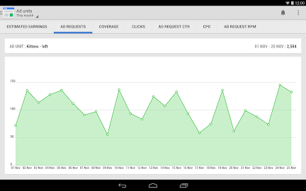 Google AdSense Screenshot 19