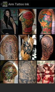 Amazing Tattoo Ideas FREE - screenshot thumbnail