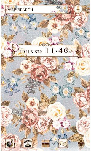 Flower Theme Romantic Roses 1.0 Windows u7528 1