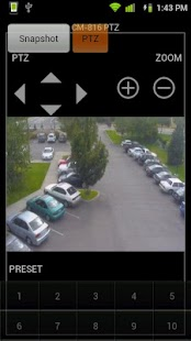OpenEye MDVR HD- screenshot thumbnail