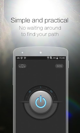 CM Flashlight (Compass, SOS) 1.1.3 screenshot 6239