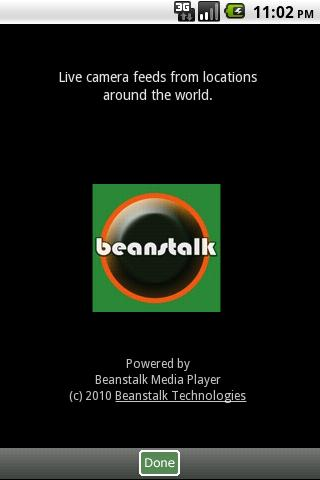 Beanstalk Media Player - screenshot