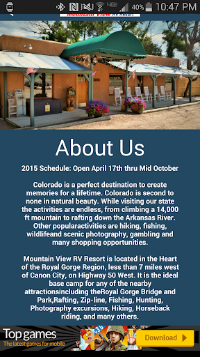 Mountain View RV Resort