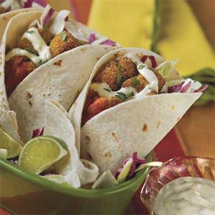 Southern-Style Fish Tacos Recipe