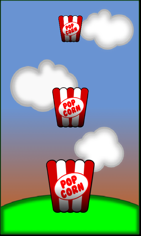 Popcorn Free for Kids and baby- screenshot