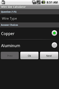 Wire size calculator apps on google play screenshot image greentooth Image collections
