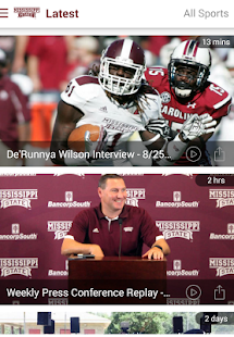 MSU Athletics: Free- screenshot thumbnail