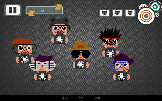 Hipsters Attack apk screenshot