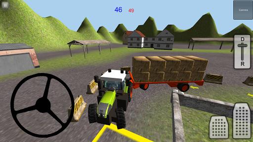 模擬必備免費app推薦|トラクターシミュレータ3D:ヘイ 2線上免付費app下載|3C達人阿輝的APP