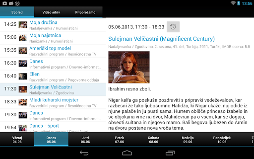 Planet Televizija 1.11 screenshots 13