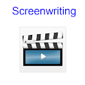 Screenwriting icon