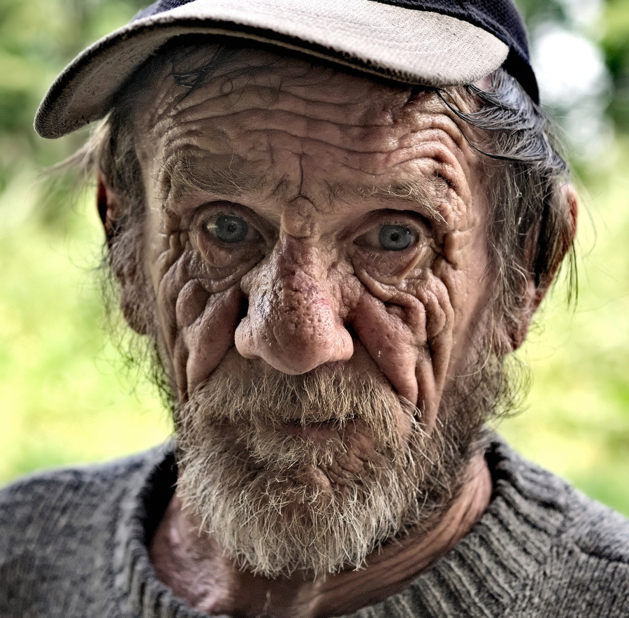... by Lech Iwiński Foto - People Portraits of Men ( people )