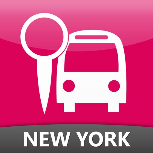 NYC Bus Checker - Live Times 遊戲 App LOGO-硬是要APP