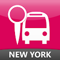 NYC Bus Checker - Live Times icon