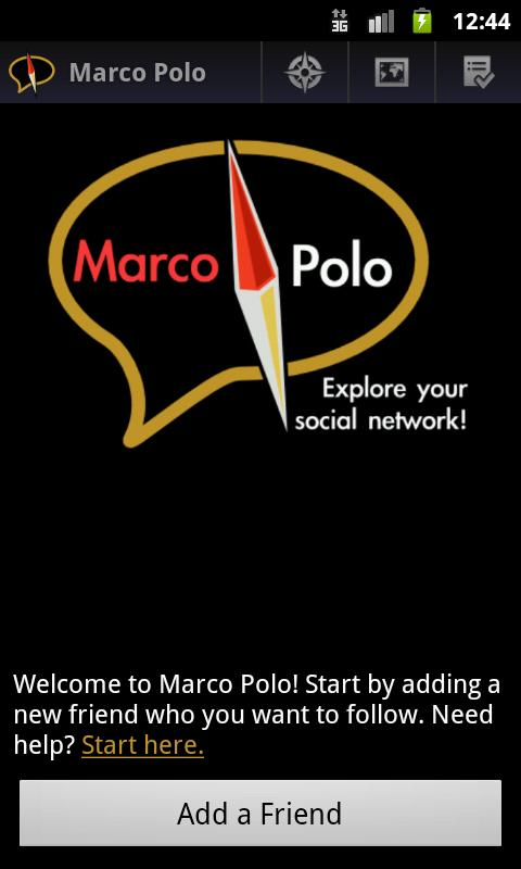 Marco Polo!- screenshot