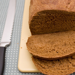 Brown Molasses (anadama) Bread.