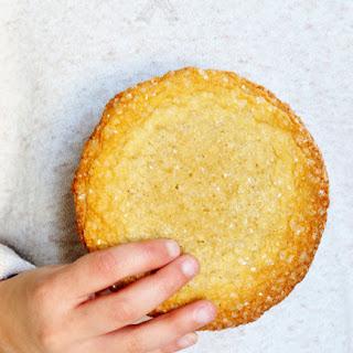 New York Times-Style Gluten Free Sugar Cookies