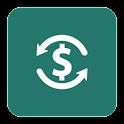 Exchange Rates App icon