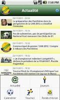 Screenshot of Les Panthères du Gabon