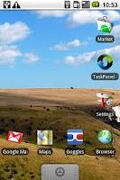 Screenshot of SuperWallpapers: Landscapes