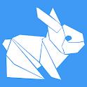 Rabbit Zawgyi <=> Unicode icon