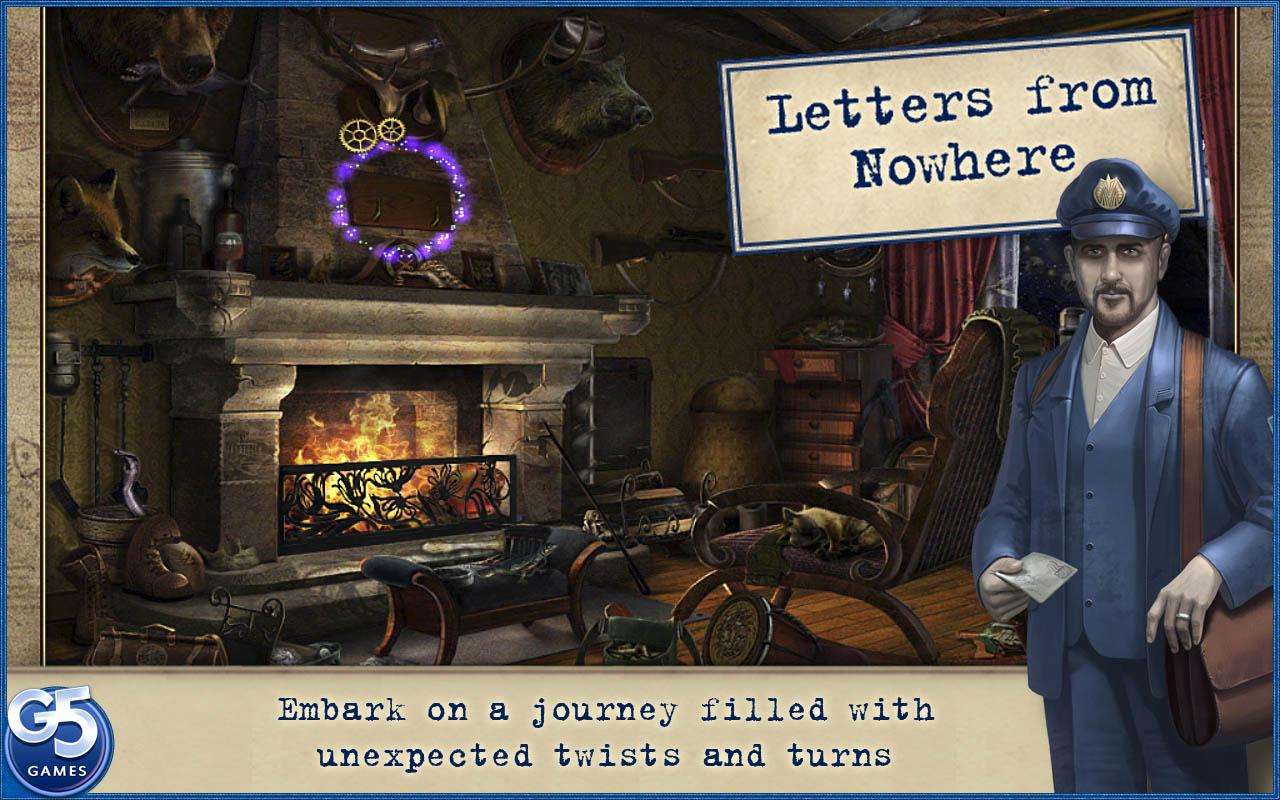 Letters from Nowhere - screenshot