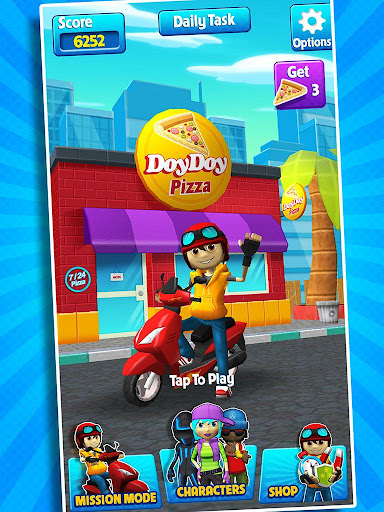 Subway Scooters Free -Run Race 4.1.6 screenshots 12