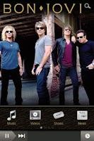 Screenshot of Bon Jovi