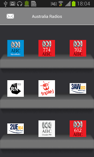 Australia Radios Top radio AU